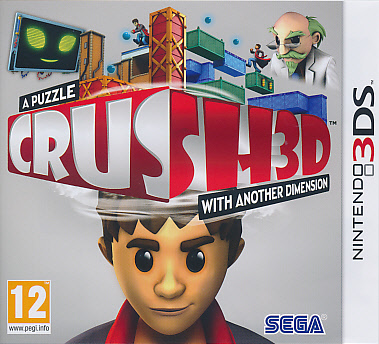 "Packshot for ""Crush 3D 3DS"""
