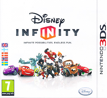 "Packshot for ""Disney Infinity Solus NORD 3DS"""