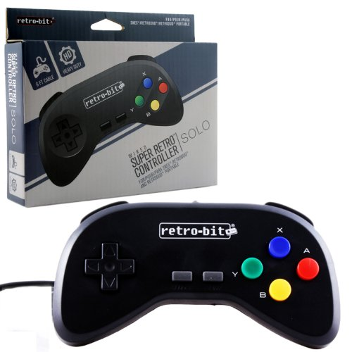 """Packshot for """"SNES Super Retro Contr. Retro-Bit"""""""
