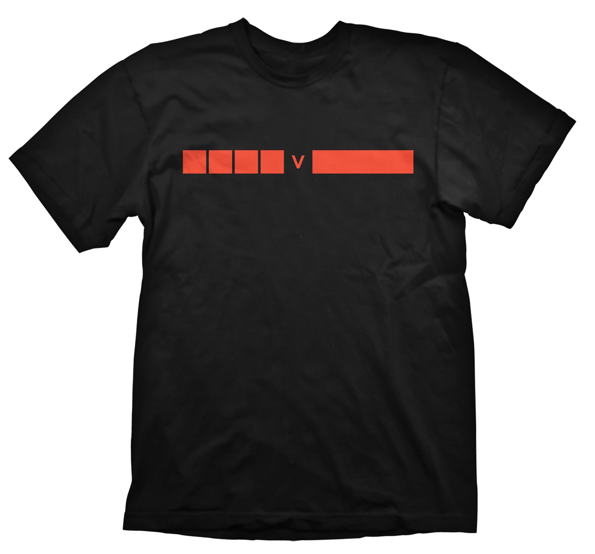 "Packshot for ""T-Shirt Evolve Variant Logo Size M"""