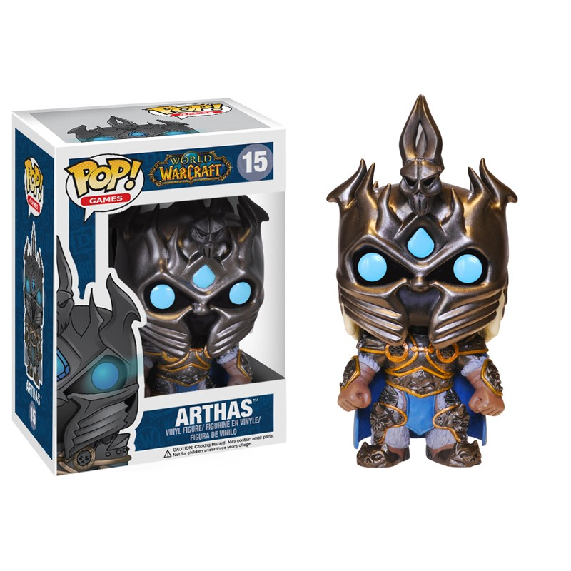 "Packshot for ""POP WoW Arthas"""