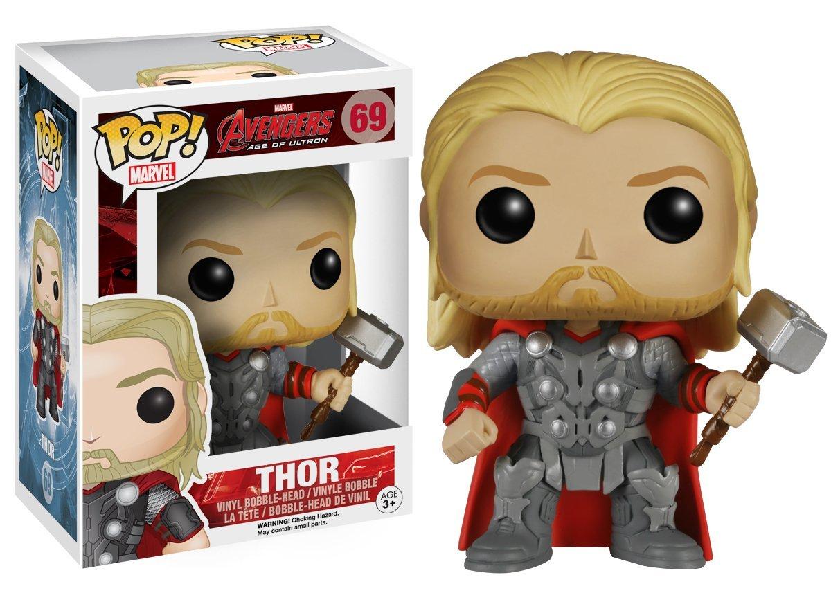 """Packshot for """"POP Marvel Avengers 2 Thor"""""""
