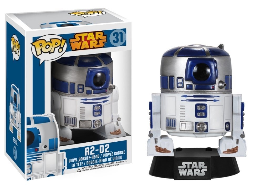 "Packshot for ""POP Star Wars R2-D2"""