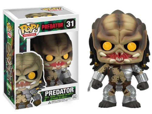 "Packshot for ""POP Predator"""