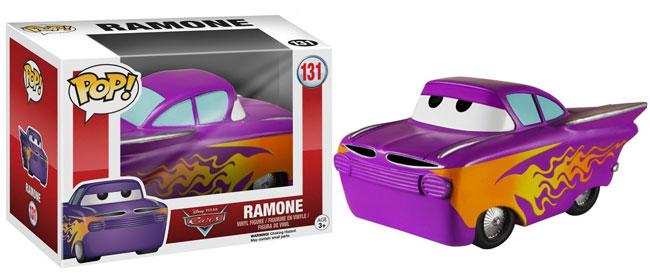 "Packshot for ""POP Disney Cars Ramone"""