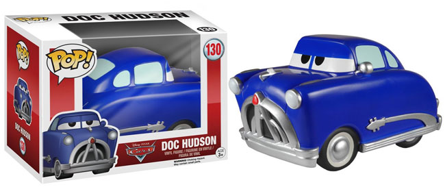 """Packshot for """"POP Disney Cars Doc Hudson"""""""