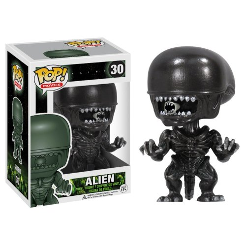 "Packshot for ""POP Alien Xenomorph"""
