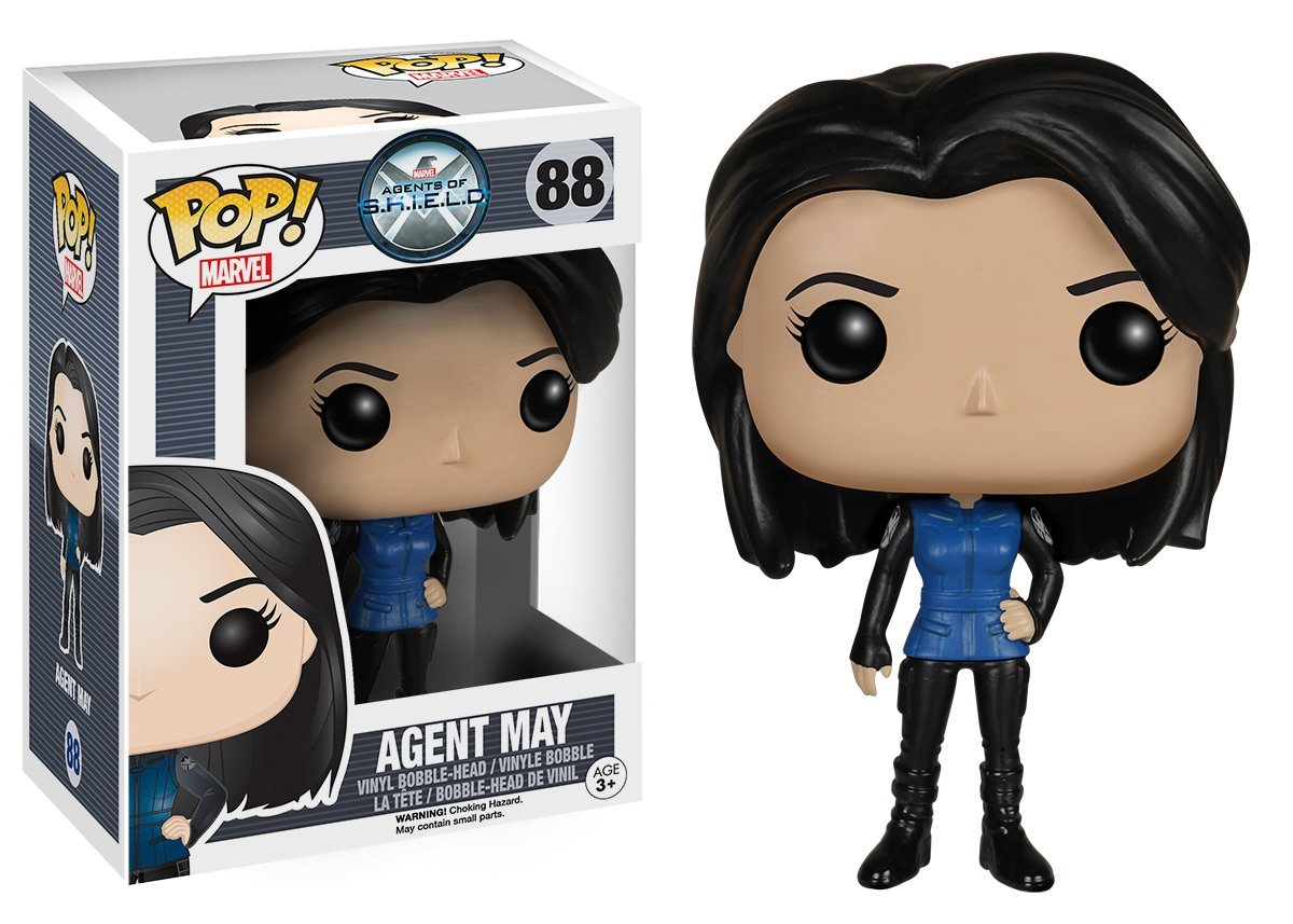 "Packshot for ""POP Agents of Shield Agent May"""