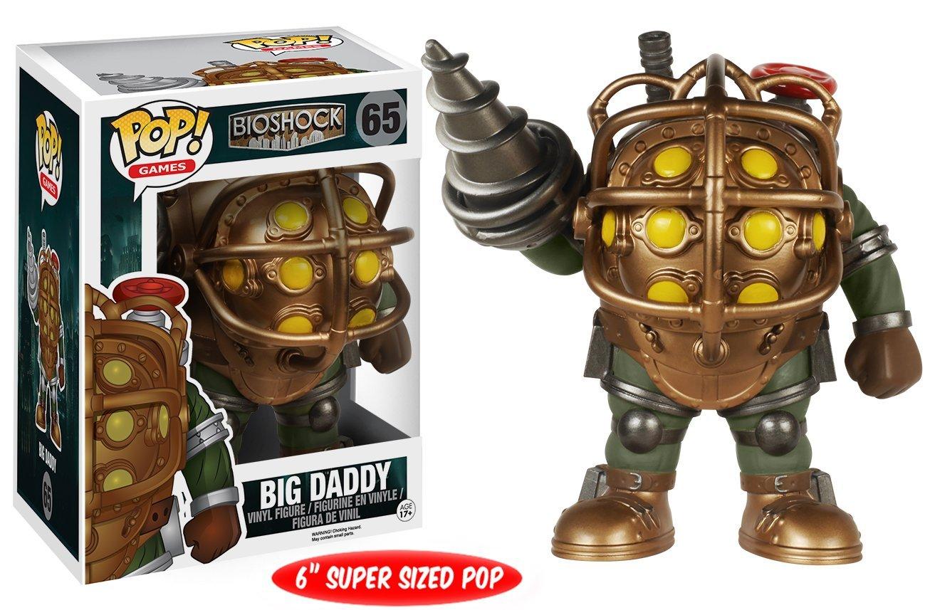 "Packshot for ""POP Bioshock Big Daddy '15"""