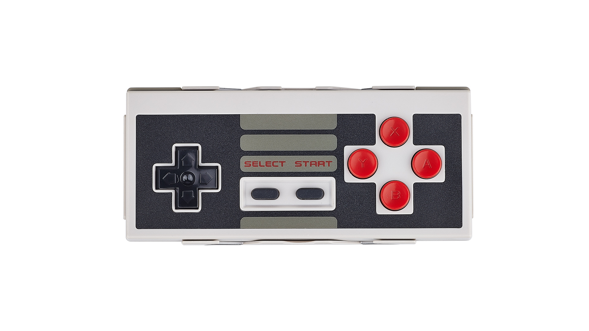 "Packshot for ""8bitdo NES30 Bluetooth Gamepad"""