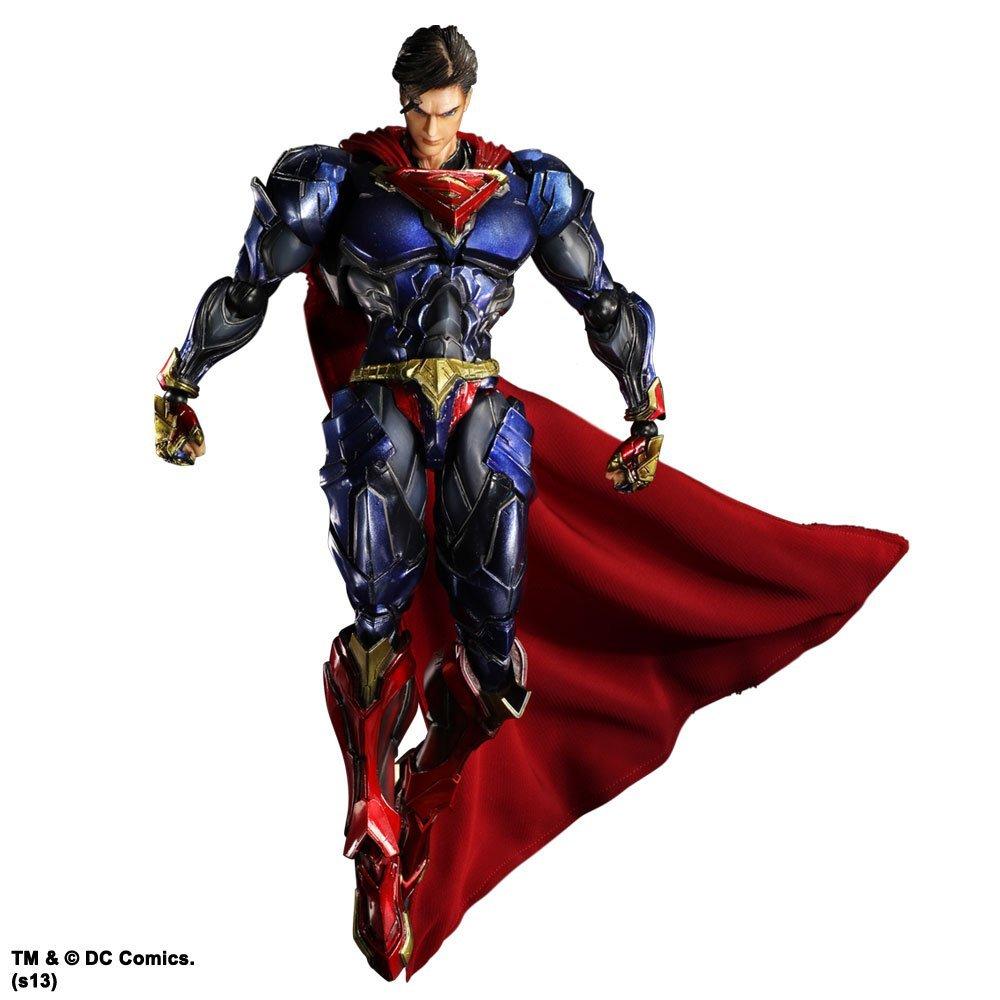 "Packshot for ""Play Arts Kai DC Superman"""