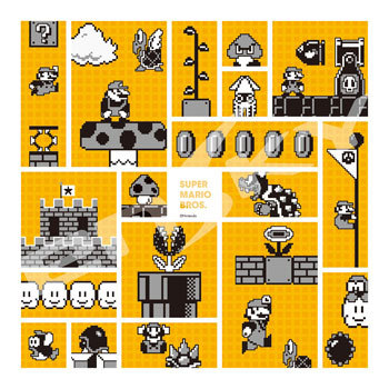 "Packshot for ""Puzzle Super Mario 30th Anni.Yellow"""