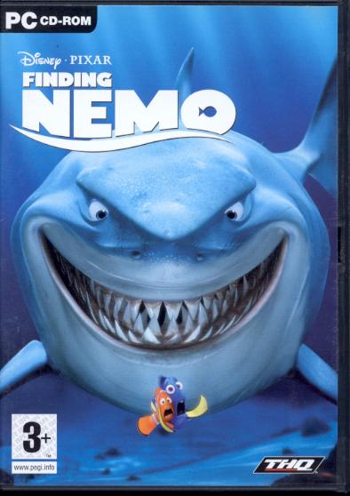 لعبة الاطفال نيمو