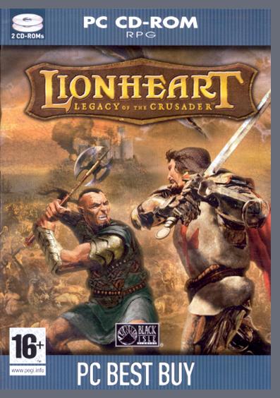 """Packshot for """"Lionheart NORD BUDGET PC"""""""