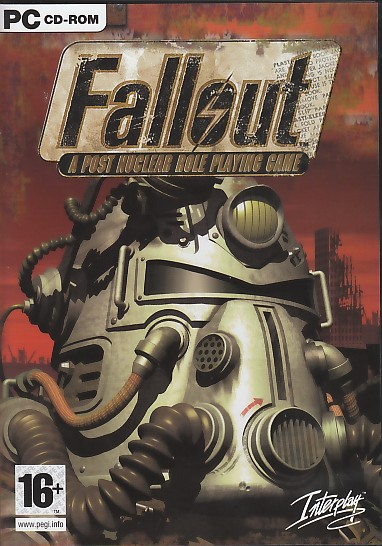 """Packshot for """"Fallout PC"""""""