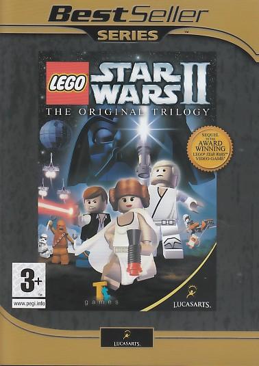"""Packshot for """"Lego Star Wars 2 BUDGET PC"""""""