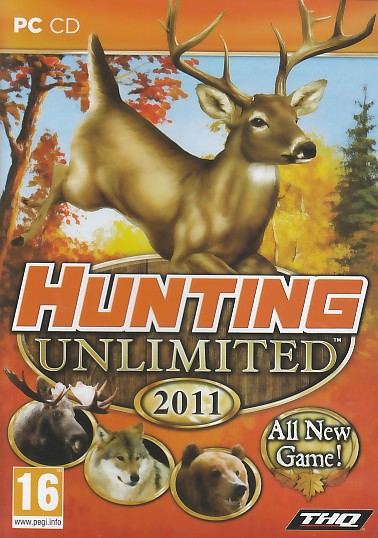 "Packshot for ""Hunting Unlimited 2011 PC"""