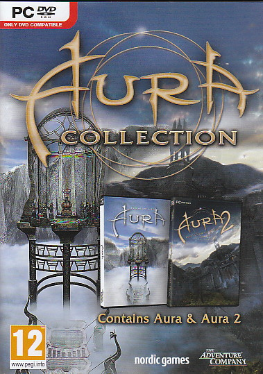"""Packshot for """"Aura 1&2 Collection PC"""""""