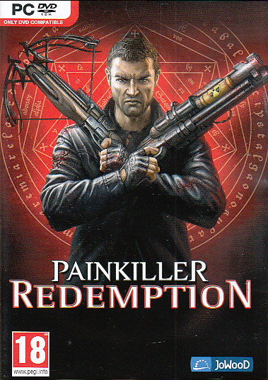 "Packshot for ""Painkiller Redemption 1 PC"""