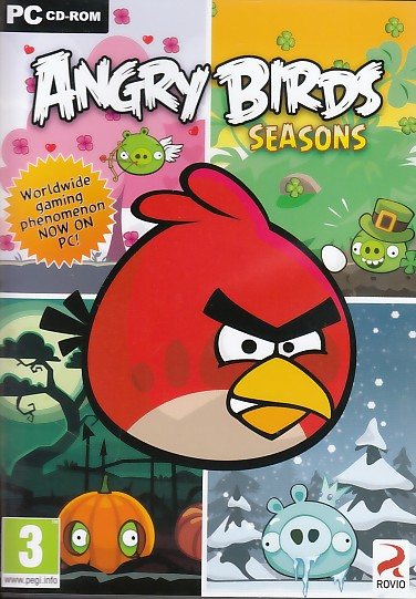 "Packshot for ""Angry Birds Seasons PC"""
