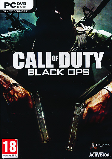 "Packshot for ""Call of Duty Black Ops PC"""