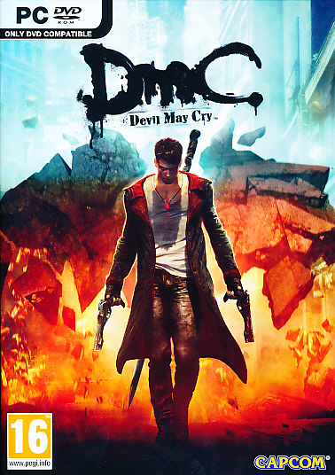 "Packshot for ""DmC Devil May Cry PC"""