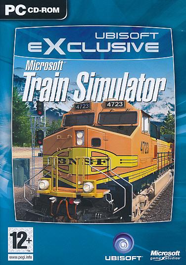 """Packshot for """"Train Simulator BUDGET PC"""""""