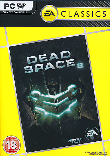 "Packshot for ""Dead Space 2 BUDGET PC"""