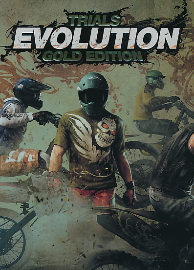 "Packshot for ""Trials Evolution GOLD PC"""