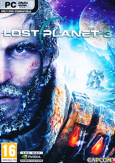 "Packshot for ""Lost Planet 3 PC"""