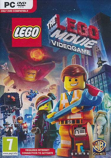 "Packshot for ""Lego Movie Videogame PC"""