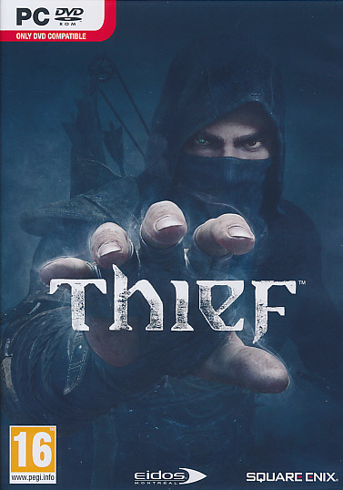 "Packshot for ""Thief 4 PC"""
