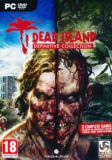 "Packshot for ""Dead Island Definitive Coll. PC"""