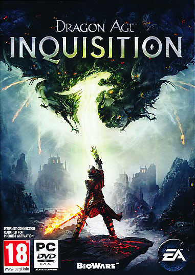 """Packshot for """"Dragon Age Inquisition PC"""""""