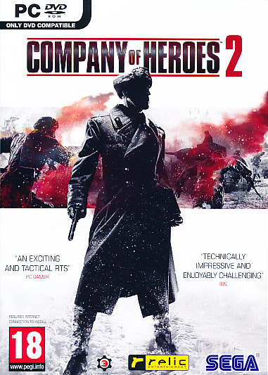 """Packshot for """"Company of Heroes 2 PC"""""""