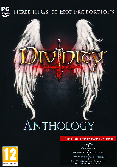 "Packshot for ""Divinity Anthology Coll. Ed PC"""