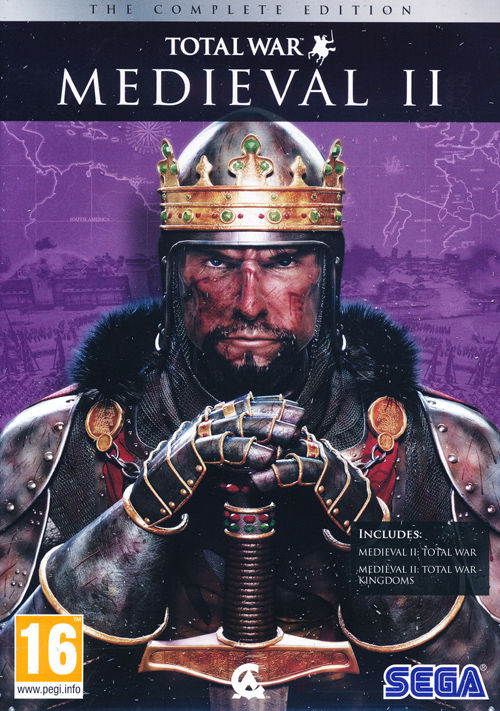 "Packshot for ""Medieval 2 Total War Complete Ed.PC"""