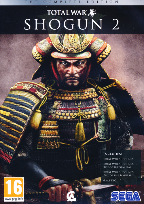"Packshot for ""Shogun 2 Total War Complete Ed. PC"""