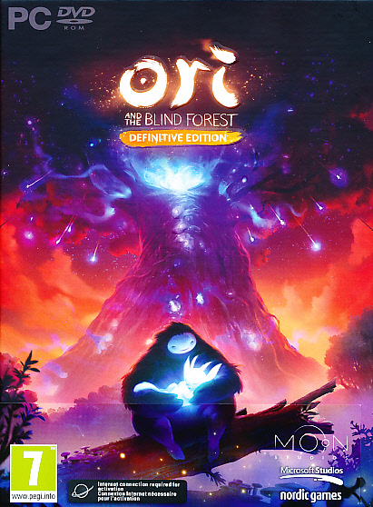 "Packshot for ""Ori & the Blind Forest Def.Ed. PC"""