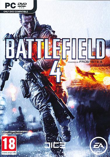 """Packshot for """"Battlefield 4 PC"""""""