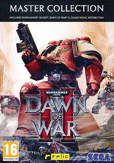 "Packshot for ""Warhammer 40K DOW 2 Master Coll. PC"""