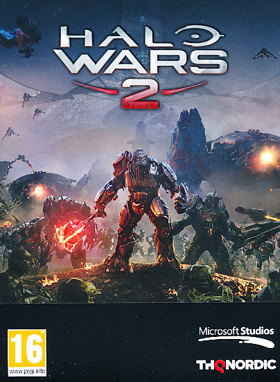 "Packshot for ""Halo Wars 2 XBox Play Anywhere PC"""
