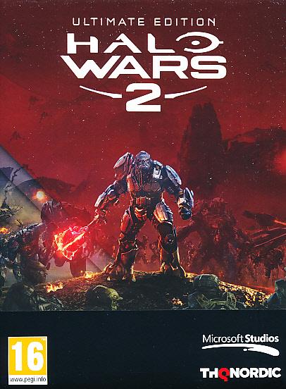 "Packshot for ""Halo Wars 2 U.E XB Play Anywhere PC"""
