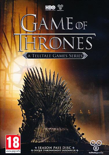 """Packshot for """"Game of Thrones Telltale S1 PC"""""""