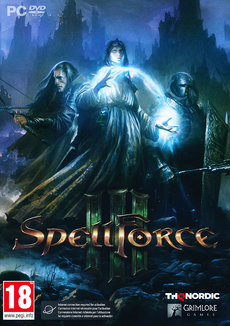"Packshot for ""Spellforce 3"""