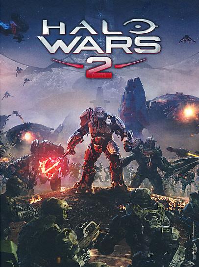 "Packshot for ""Halo Wars 2 XBox Play Anywhere RFPC"""