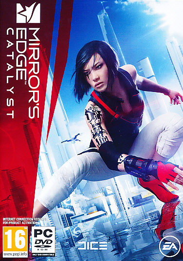 "Packshot for ""Mirrors Edge Catalyst NORD PC"""