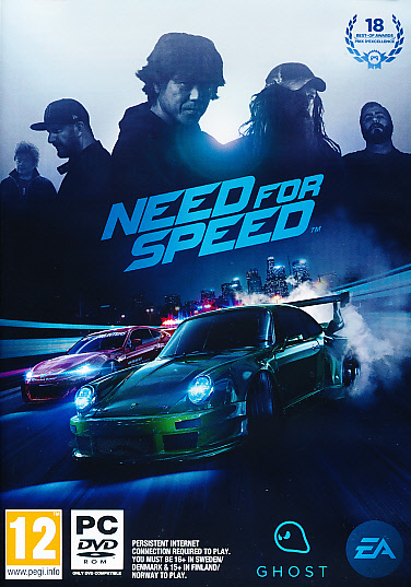 "Packshot for ""Need For Speed NORD PC"""