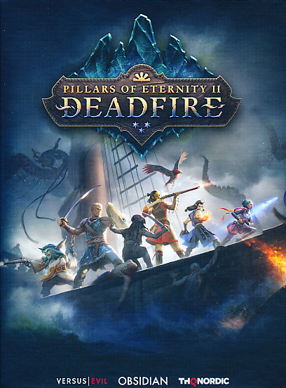 "Packshot for ""Pillars of Eternity 2 Deadfire PC"""