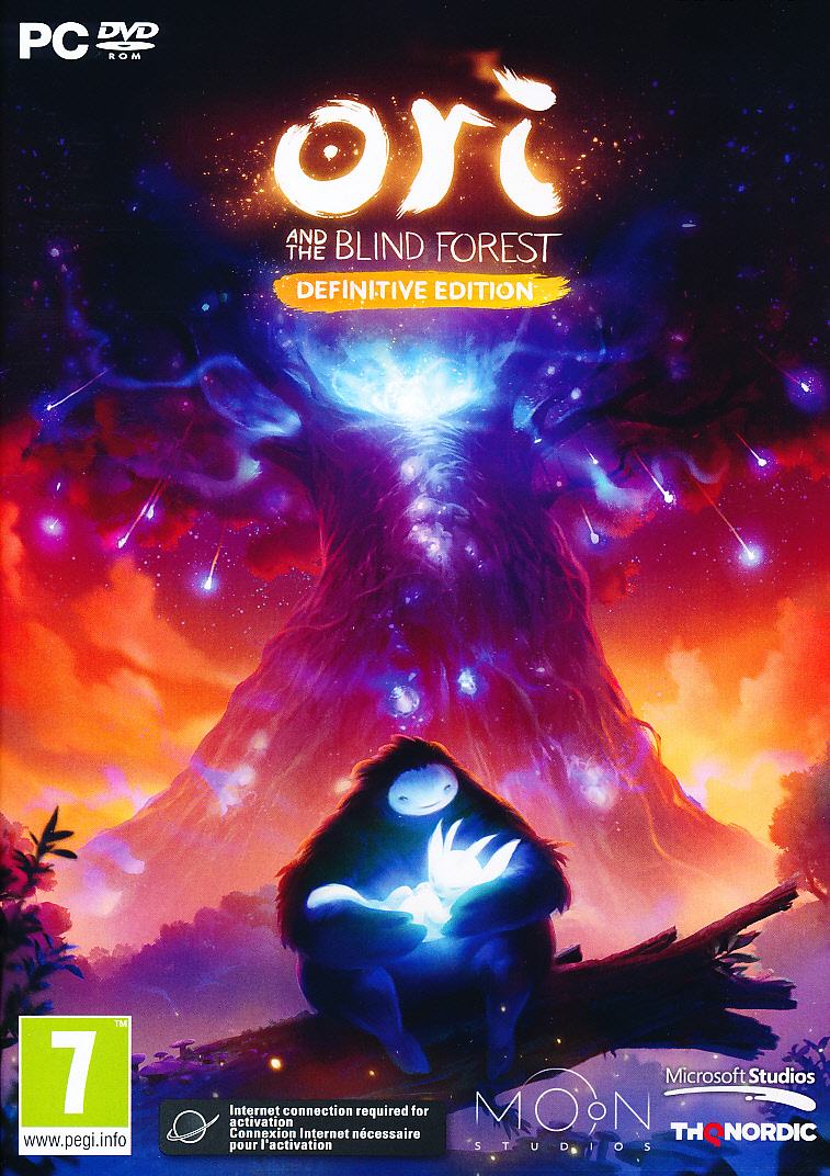 "Packshot for ""Ori & the Blind Forest Def. Ed. PC"""